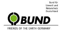 Abbildung des Logos des Bundes für Umwelt und Naturschutz - BUND