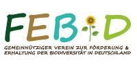Logo des Gemeinnützigen Vereins zur Förderung und Erhaltung der Artenvielfalt (Biodiversität) in Deutschland (FEBiD)