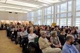 Blick ins Publikum des Fachforums