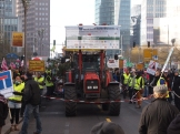 """Wir haben es satt"" Demo am 18.01.2014 in Berlin"